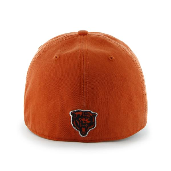 1c19a99fa  47 Brand  47 Brand Chicago Bears Orange Franchise