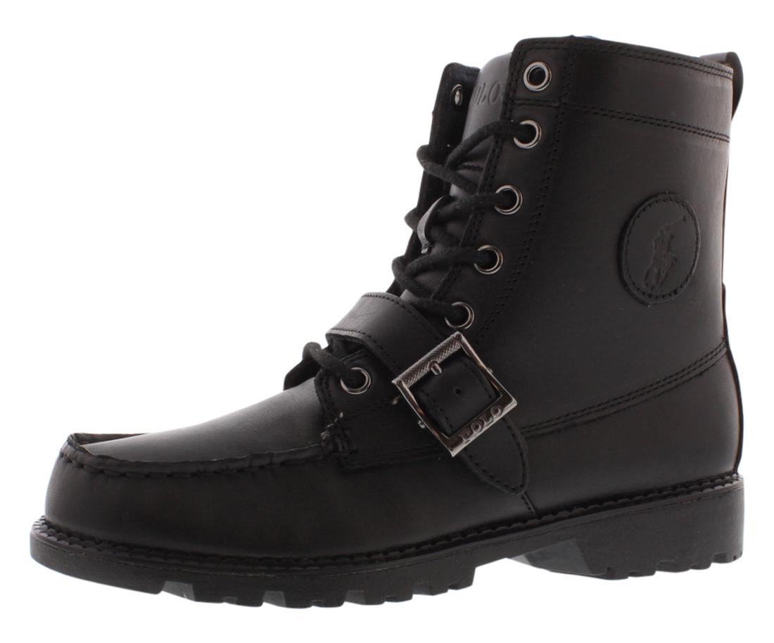 Polo Ralph Lauren Ranger Hi Boots Kid's Gradeschool Shoes Size