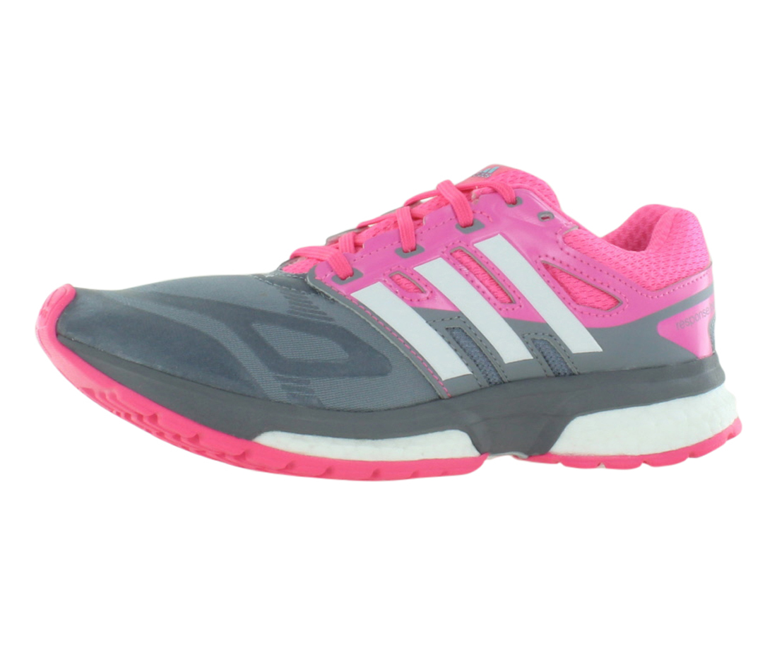 Adidas Response Boost Techfit Running Kid's Shoes Size