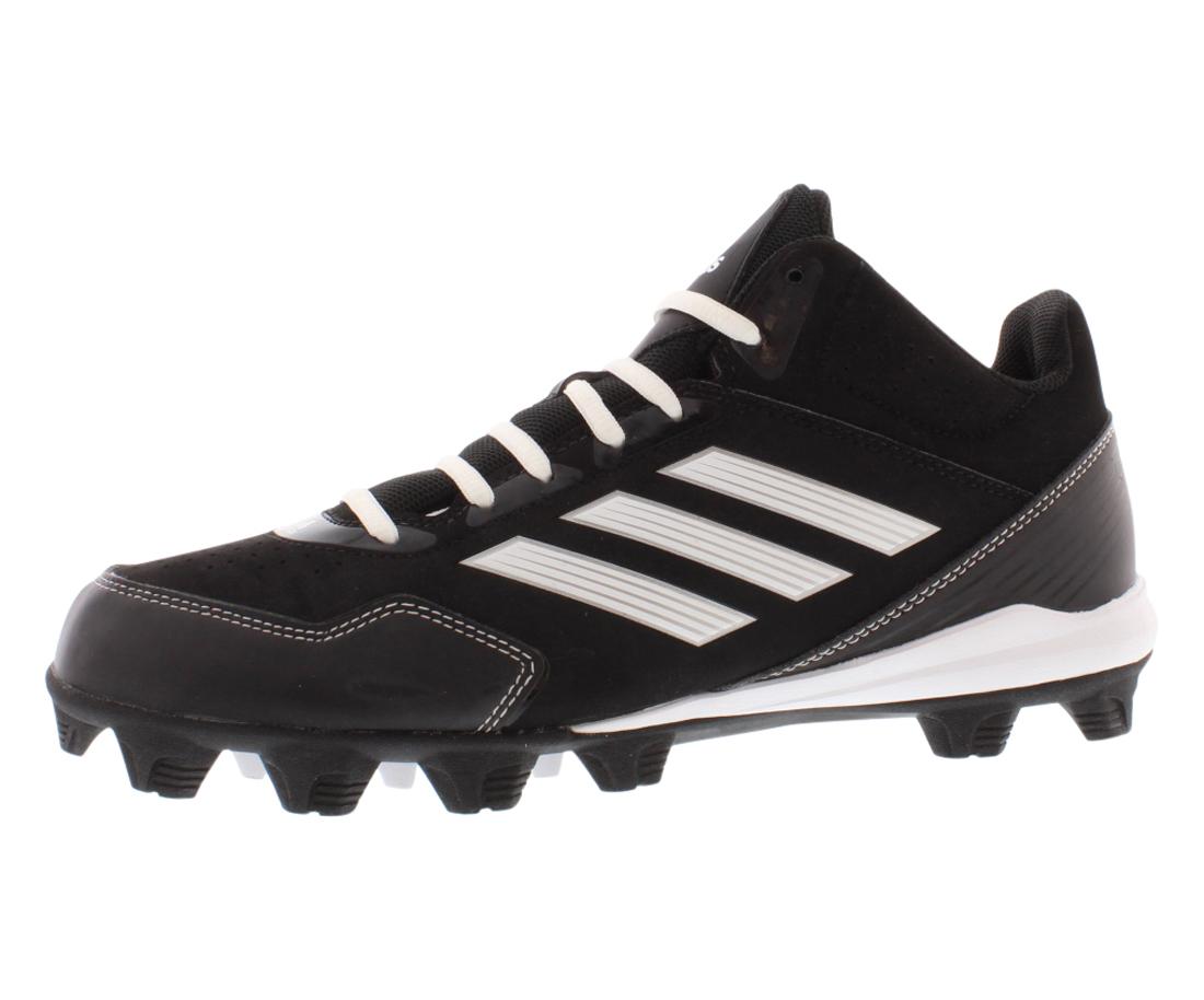 Adidas Wheelhouse Md Mid Bsbl Baseball Men's Shoes Size 7.5