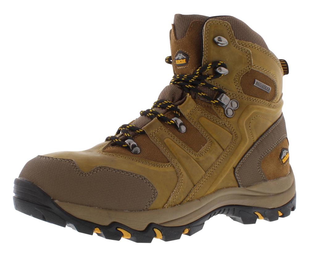 Pacific Trail Denali Hiking Boots Men's Shoes Size 8.5