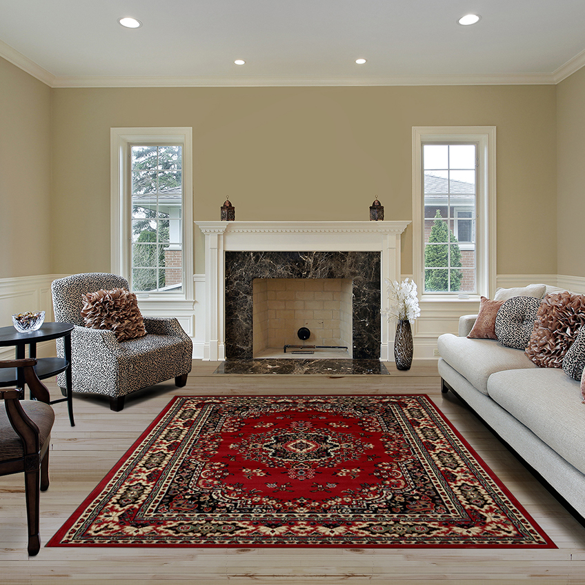 Rugs area rugs carpet flooring persian area rug oriental - Carpets for living room online india ...