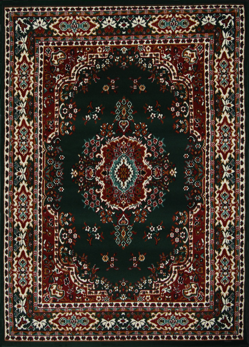 Large-Traditional-8x11-Oriental-Area-Rug-Persian-Style-Carpet-Approx-78-x108