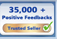 22,000+ positive feedback. ebay powerseller