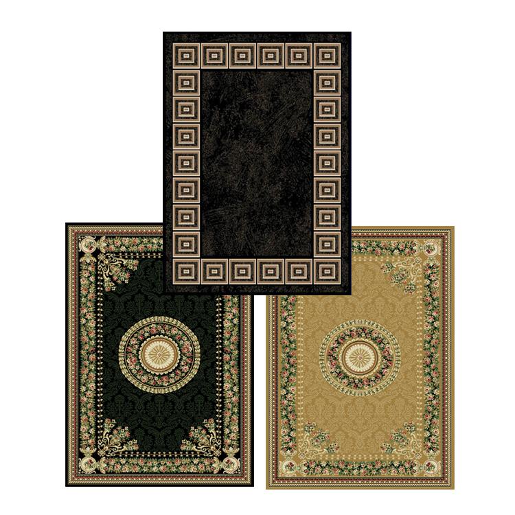 TRANSITIONAL-PERSIAN-BORDER-AREA-RUG-5X8-ORIENTAL-CARPET-ACTUAL-5-039-2-034-x-7-039-2-034
