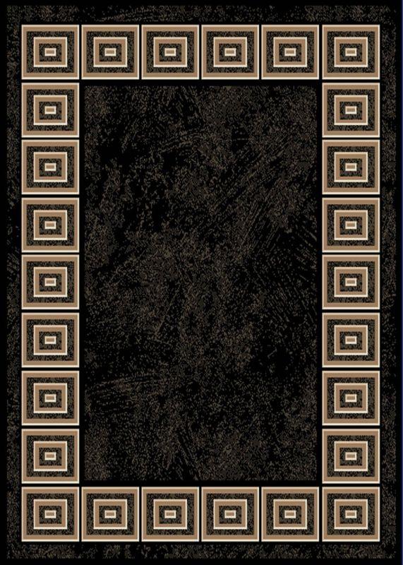 "Transitional Persian Border Area Rug 5x8 Oriental Carpet - Actual 5' 2"" x 7' 2"""