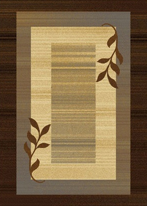 Rustic Lodge 5x8 Traditional Area Rug Actual 5 039 2 034 X