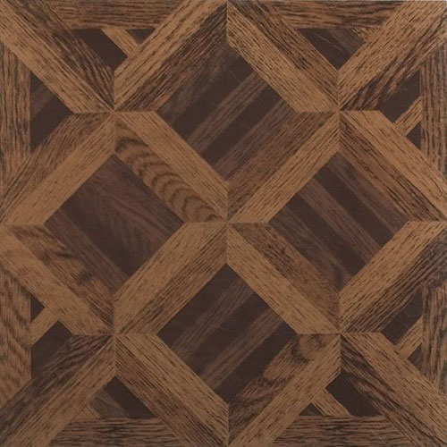 BASKET Weave LIGHT Dark OAK Wood SELF Stick VINYL Floor TILES 40 Pcs