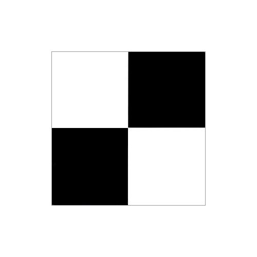 Black White Checkered Vinyl Floor Self Stick Tiles Adhesive Flooring