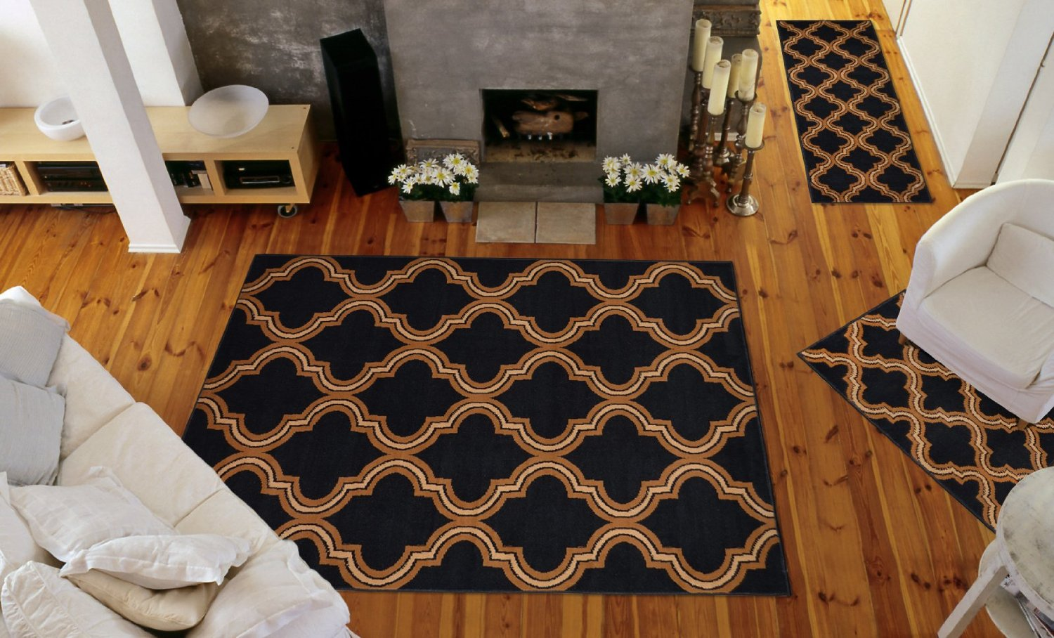 19 Rug On Carpet Bedroom Dark Brown Hall Runner Rug Aztec