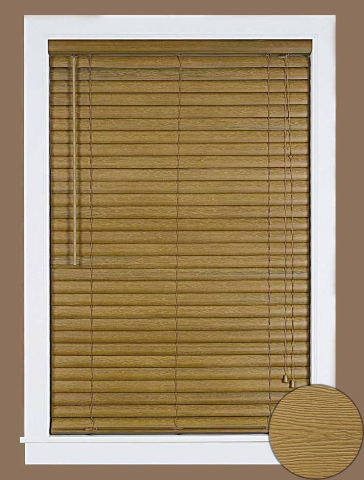 mini window blind 2 vinyl plantation blinds embossed. Black Bedroom Furniture Sets. Home Design Ideas