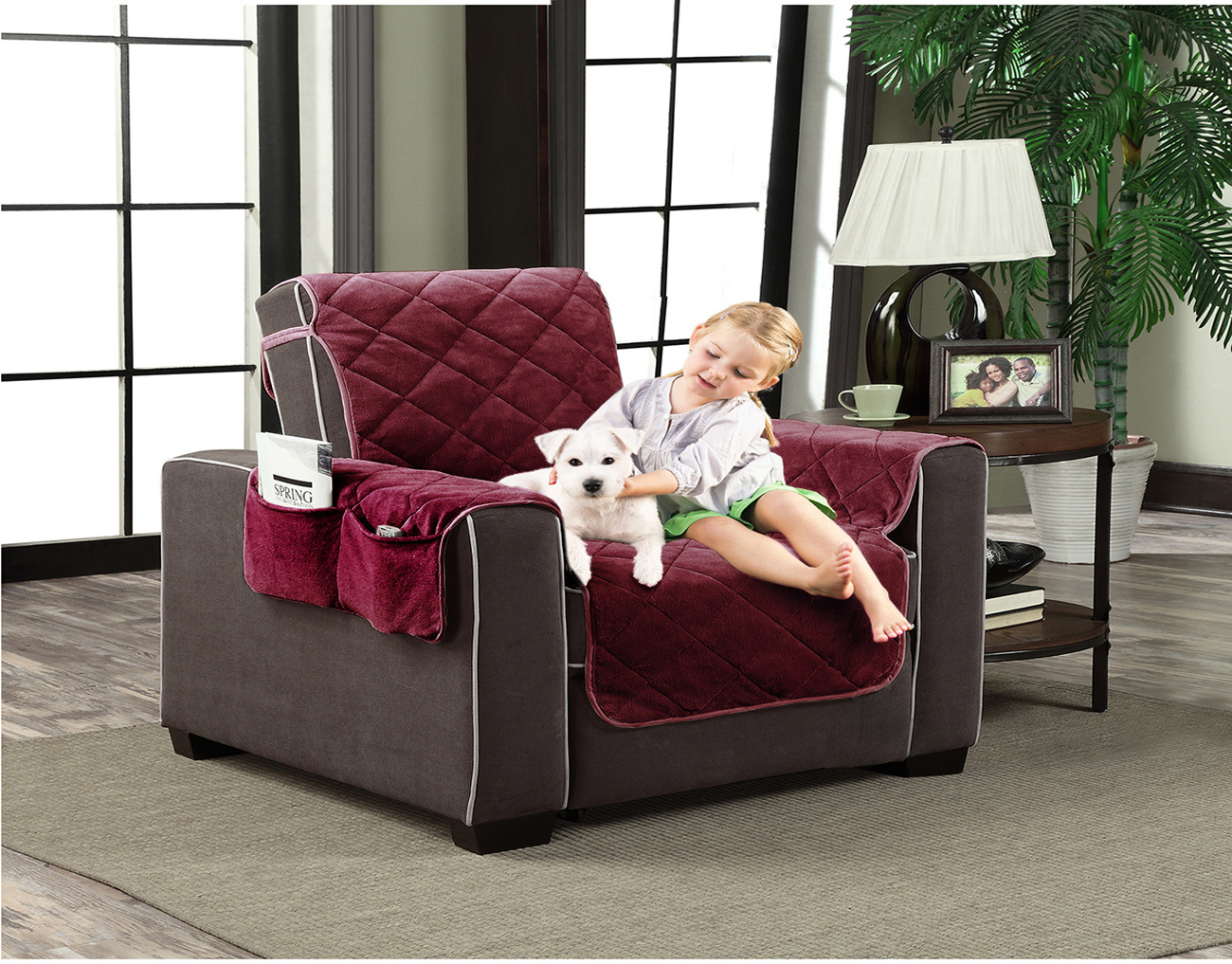 82 microfiber couch protector