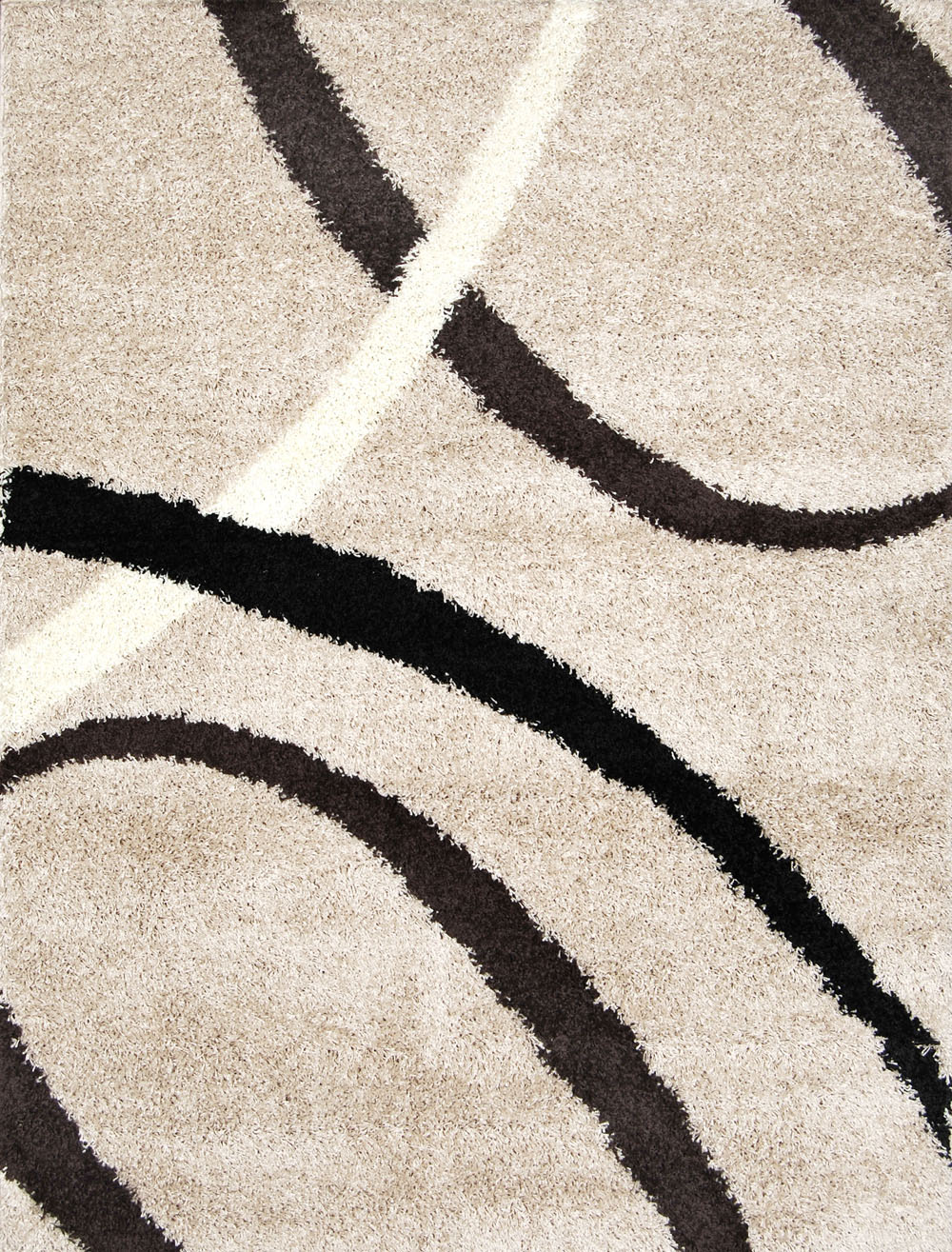 Shag rugs modern area rug contemporary abstract or solid for Modern design area rugs