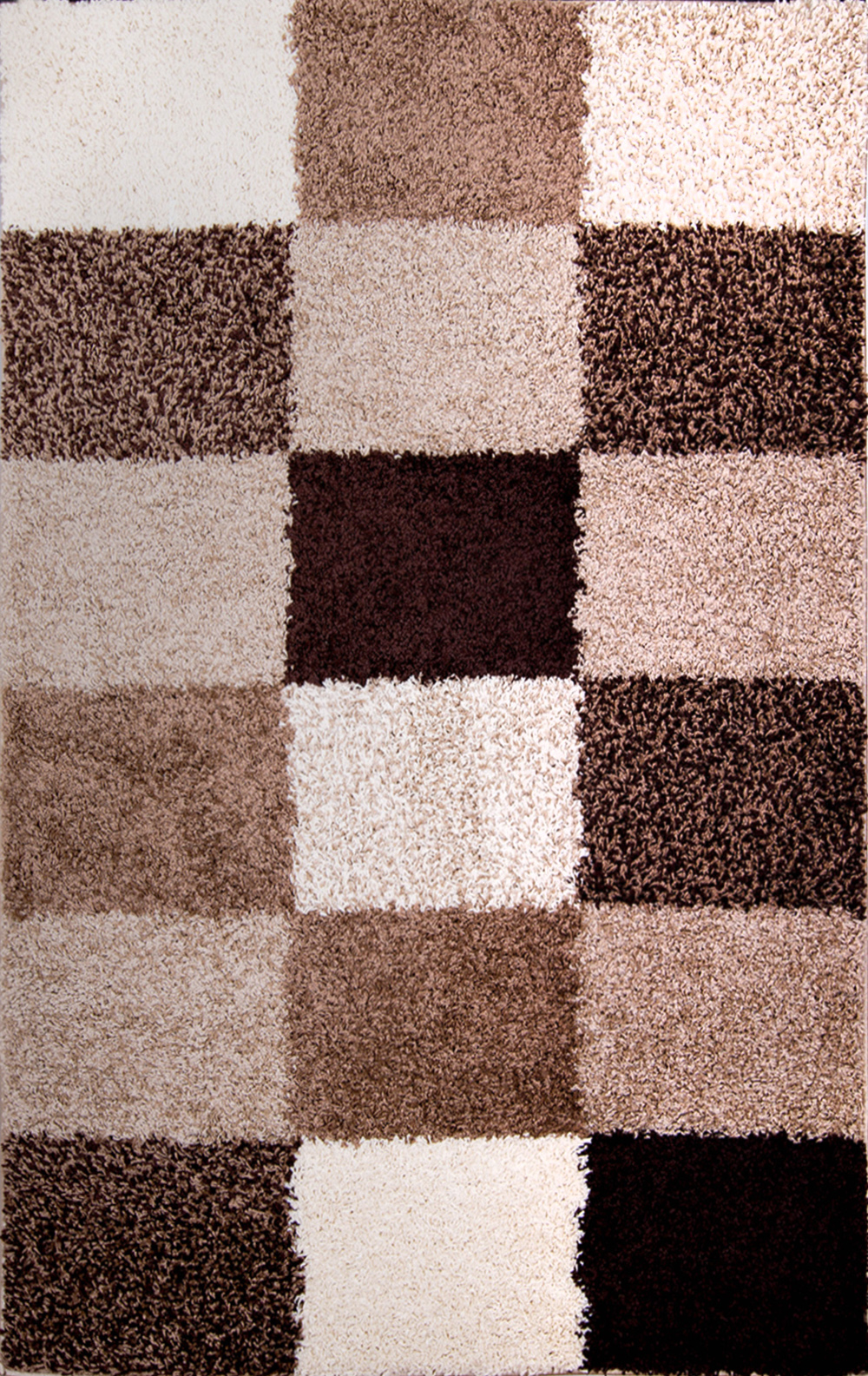 Shag Rugs Modern Area Rug Contemporary Abstract Or Solid