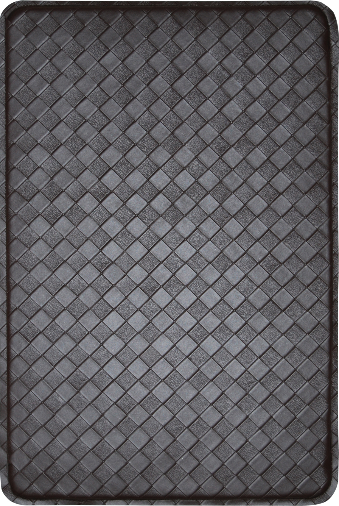 modern indoor cushion kitchen rug anti-fatigue floor mat - actual