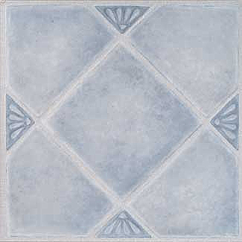 Blue Marble Vinyl Floor Tile 36 Pcs Adhesive Flooring Actual 12 39 39 X