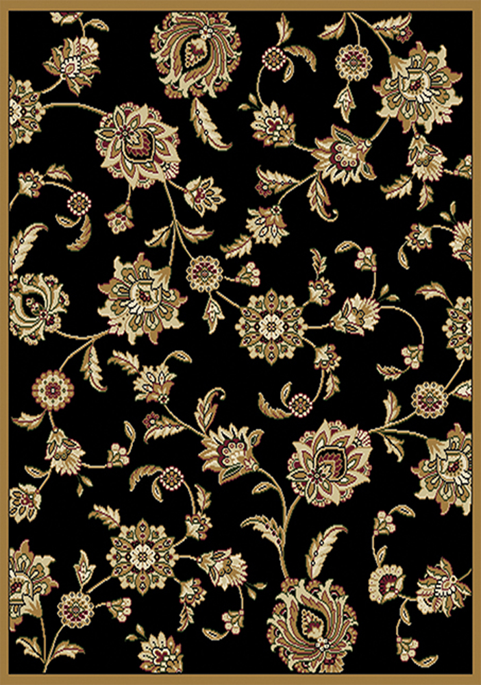 Home Dynamix Area Rugs: Optimum Rug: 2475-450 Black at Sears.com