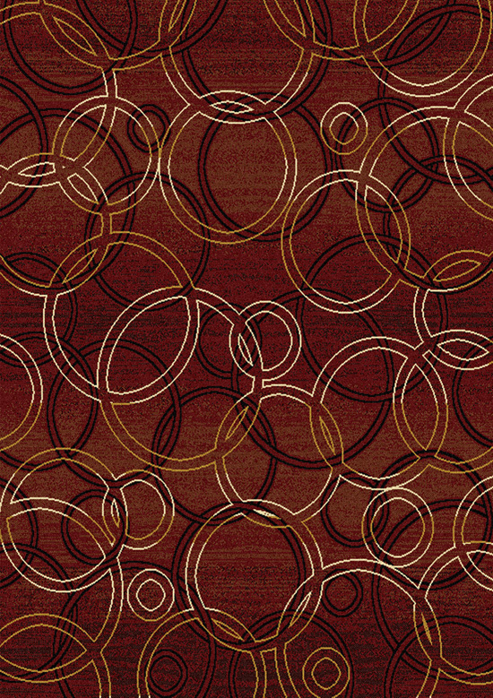 "Home Dynamix Area Rugs: Royalty Rug: 608E-524 Brown Beige 7'8""x10'4 at Sears.com"