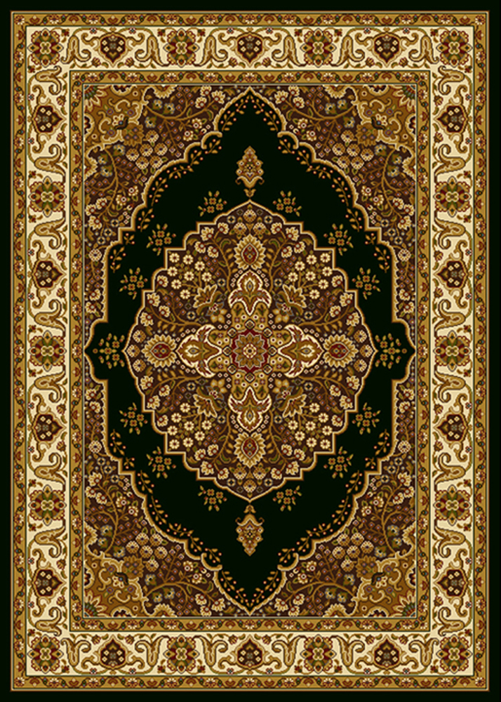 Home Dynamix Area Rugs: Royalty Rugs: HD2319-457 Black-Ivory at Sears.com