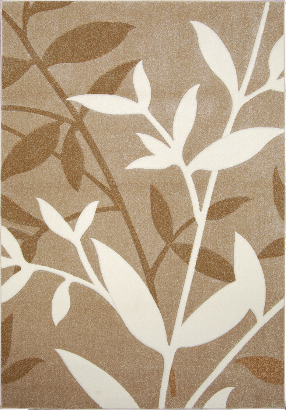 Home Dynamix Sumatra Area Rug 4342A-150 Beige Branches Leaves at Sears.com