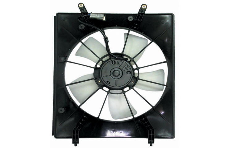 Replacement Radiator Cooling Fan 2003