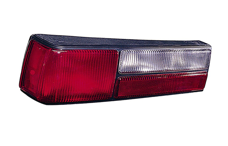 replacement driver side tail light for 87 93 ford mustang. Black Bedroom Furniture Sets. Home Design Ideas