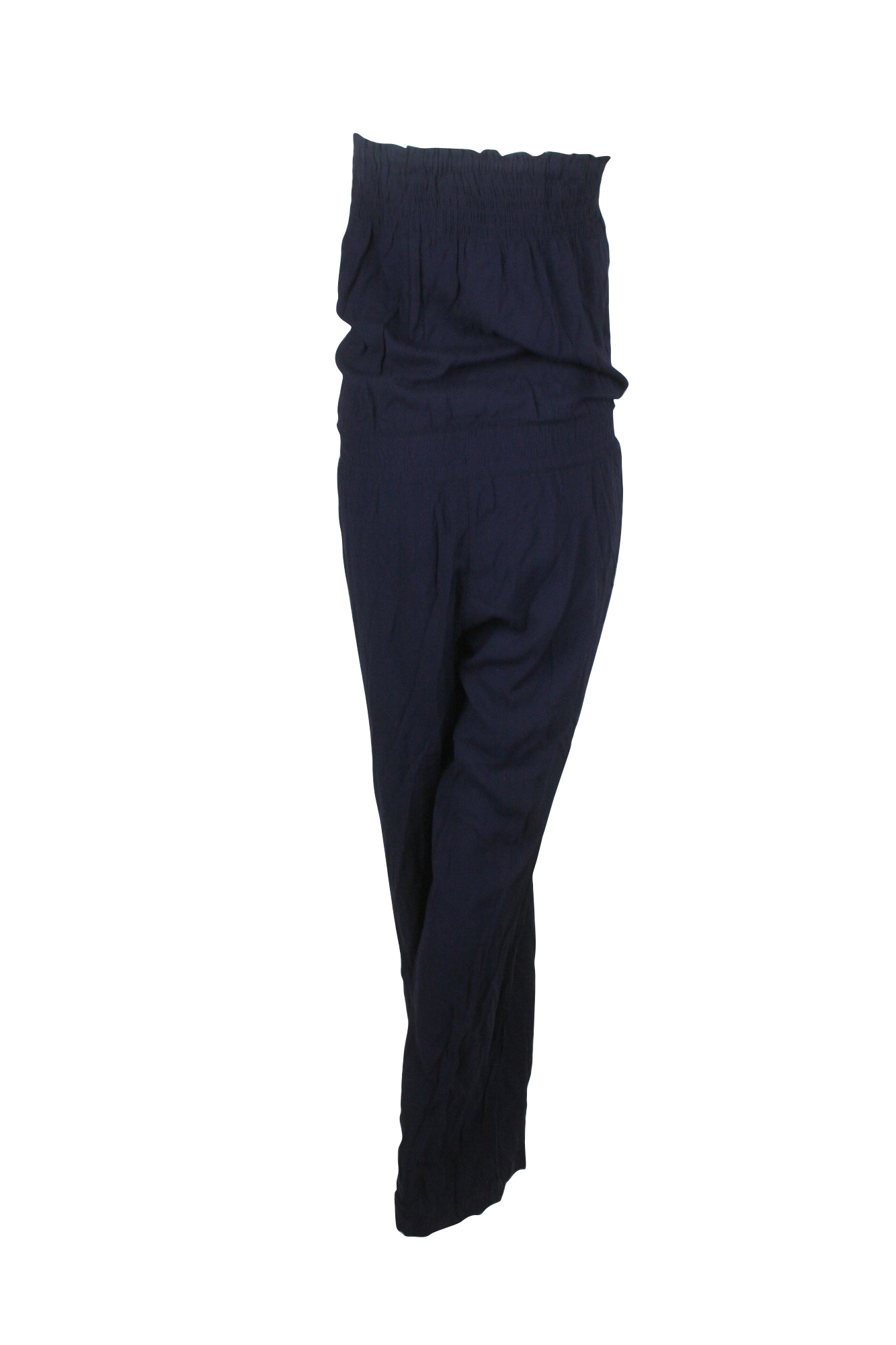 Wonderful Otte New York Signature Jumpsuit In Navy In Blue Navy  Lyst