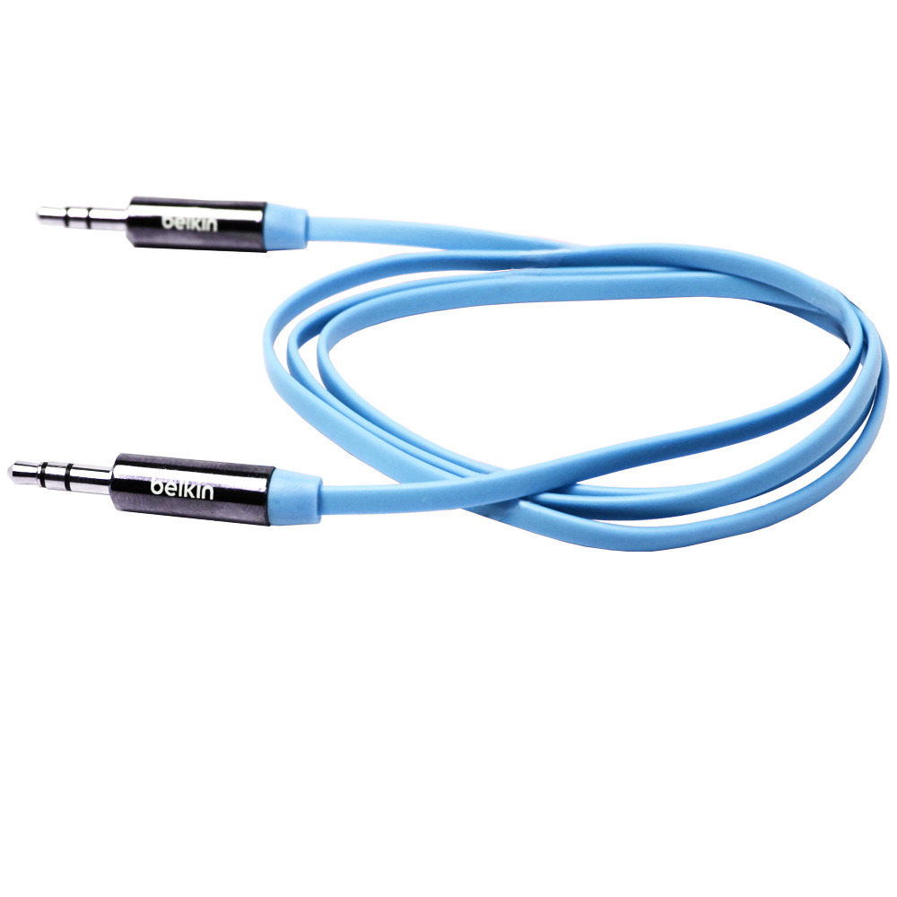 Belkin MiXiT Tangle Free AuxAuxiliary Cable