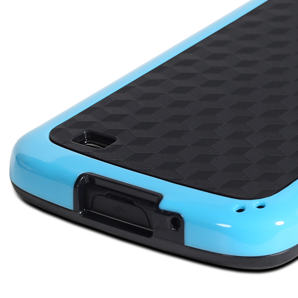 Hybrid Armor Hard Impact Case Cover Accessory For Samsung Galaxy S4 Active i537