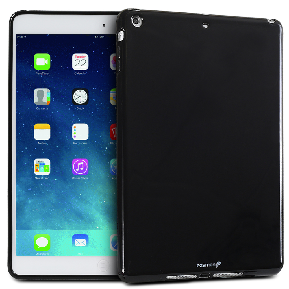 Squishy Ipad Cases : Soft Silicone Smooth Slim TPU Candy Color Case Cover for Apple iPad Air 5th Gen eBay