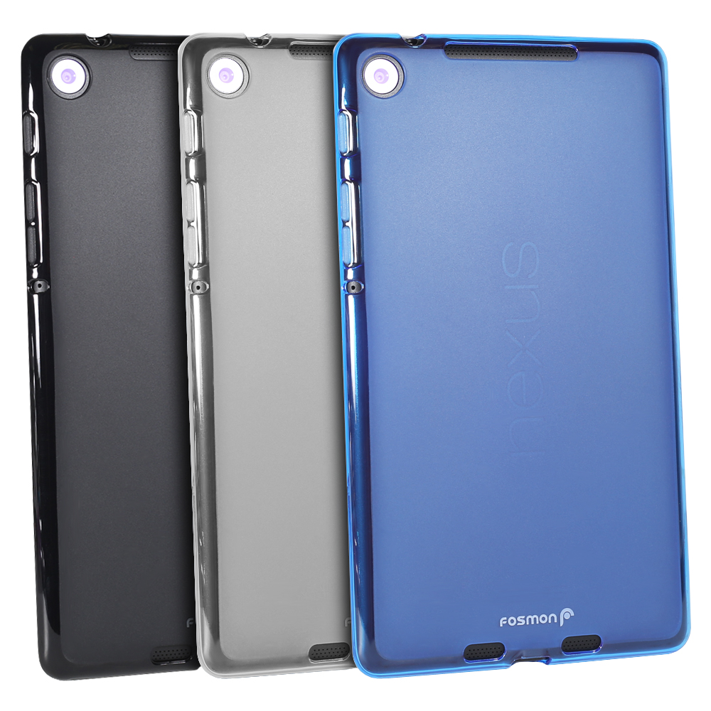 Fosmon Frosted Matte Slim Skin TPU Case Cover for Google ...
