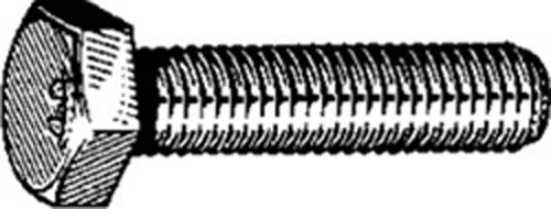 10-6-1-0-X-16mm-DIN-933-Cap-Screws-Class-8-8-Zinc