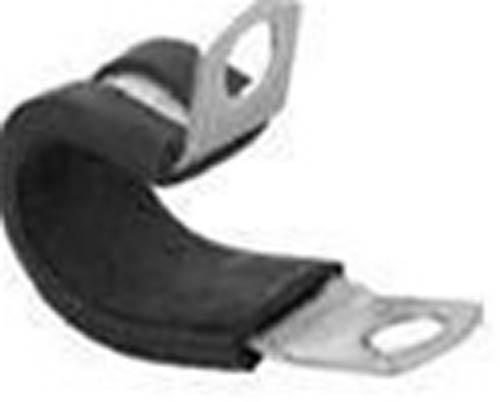 Diameter neoprene jacket aluminum tubing clamp ebay