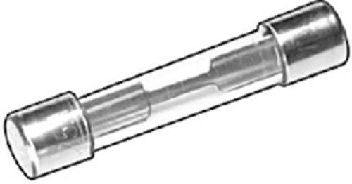 10 Agc Fuses 7 5 Amp  Glass Tube Fuse