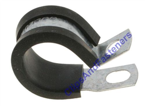 Quot steel tubing clamps with neoprene jacket ebay