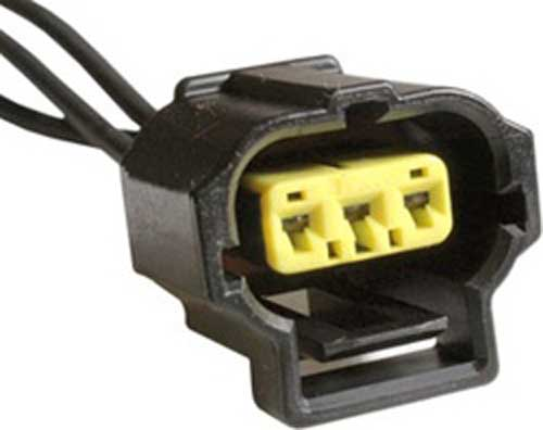 Ford alternator wire harness connector u z s ta ebay