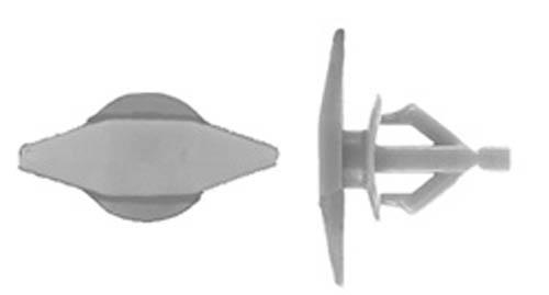 Clipsandfasteners 25 Weatherstrip Retainers Honda 91530 SP1 003 Acura