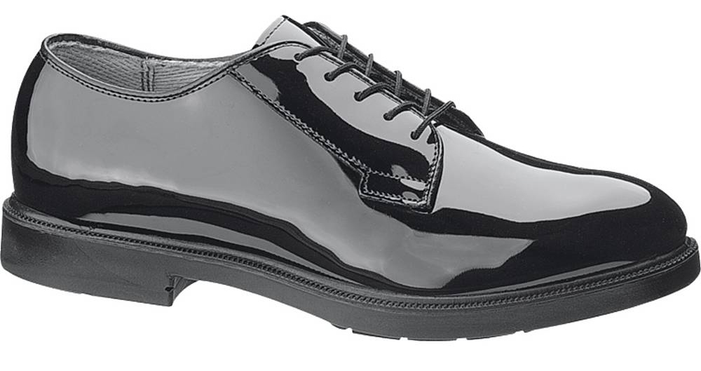 Bates Mens Bates High Gloss Oxfords Casual Dress Shoes Breathable Lining (EEE)E00111 at Sears.com