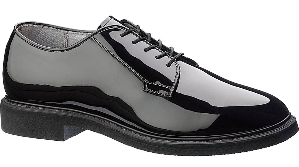 Bates Mens Bates High Gloss Oxfords Casual Dress Shoes Breathable Lining (D,M)E00942 at Sears.com