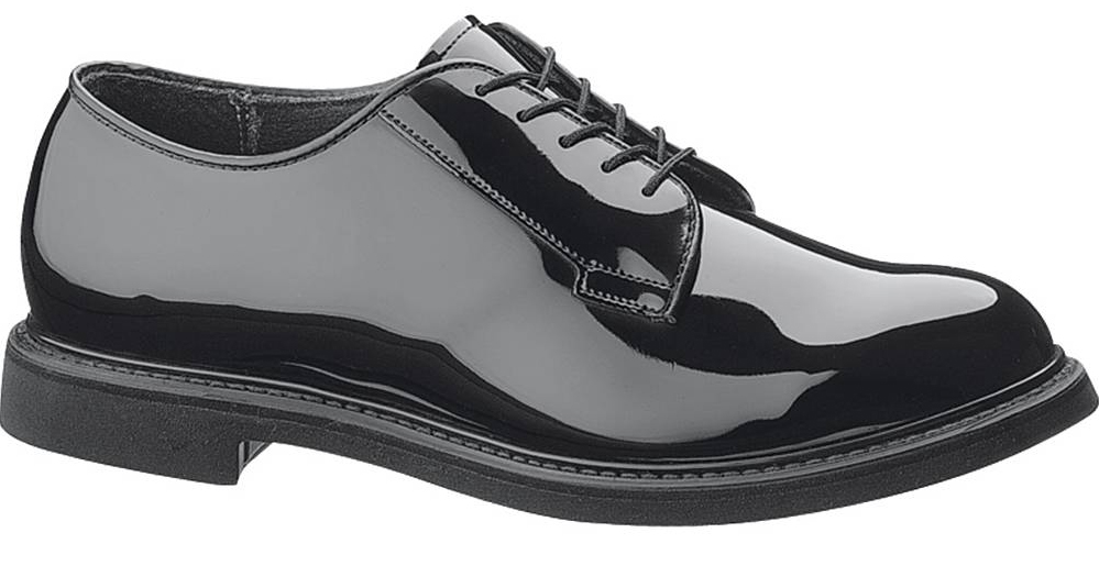 Bates Mens Bates High Gloss Oxfords Casual Dress Shoes Breathable Lining (D,M)E01301 at Sears.com