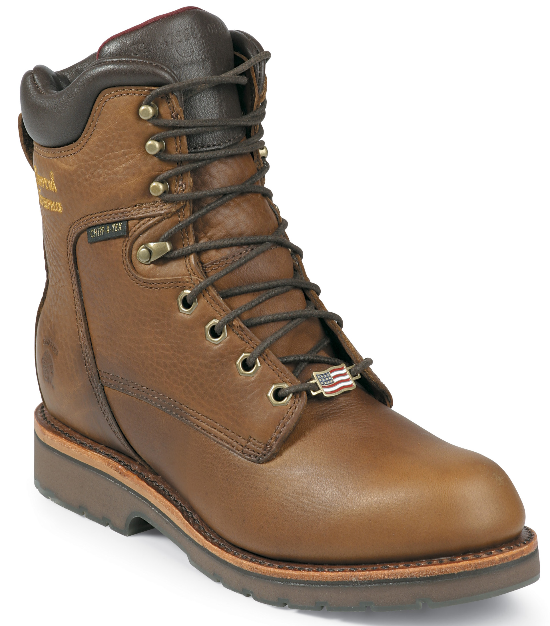 Chippewa Men's Chippewa Country Waterproof Insulated Work Boots Made In USA 25228 (EE) at Sears.com