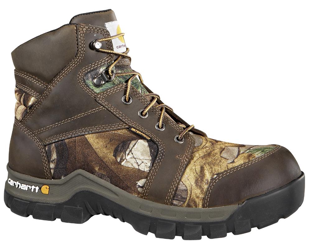 Carhartt Men's Carhartt Work Boots 6