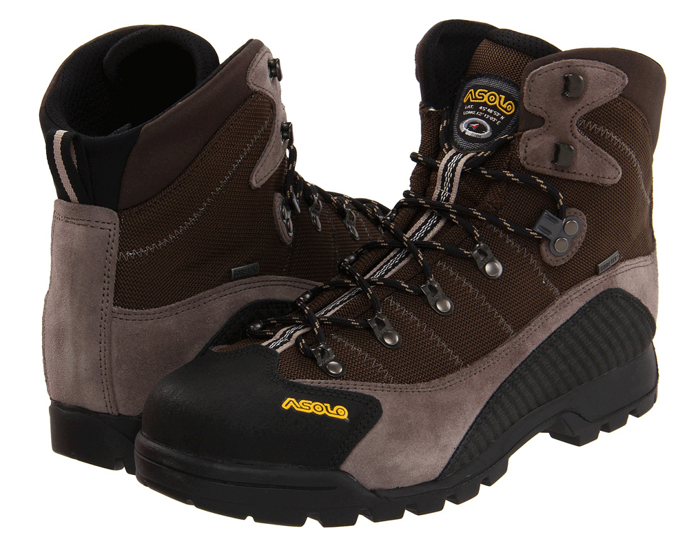 Asolo Women's Asolo Horizon GV Gore-Tex Hiking Boots Cendre/Brown Suede A23001_257