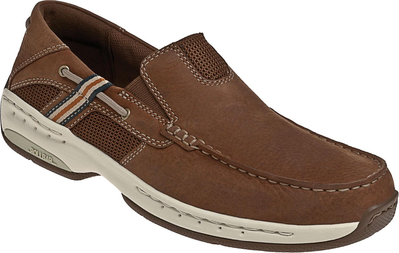 Dunham Mens Dunham Windward New Balance Boat Shoes Wide (2E) Brown MCN412BR at Sears.com