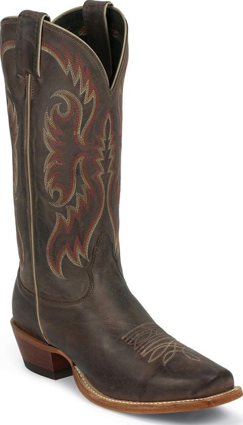 Nocona Men's Nocona Legacy Calf Leather Western Boot Made In USA Brown Narrow MD2714 at Sears.com