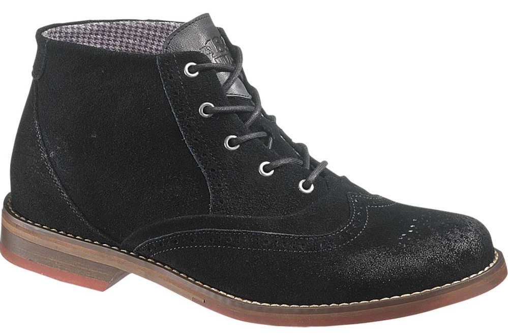 Wolverine Mens Wolverine Paxton Casual Chukka Dress Shoes Lace Up (D, M) Black W00312 at Sears.com