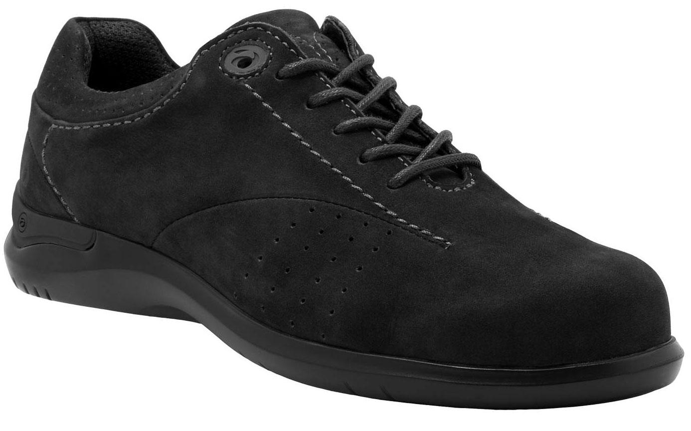 ARAVON Women's Aravon Farren Sneakers by New Balance Extra Wide (2E) Black WEF07BN_2E at Sears.com