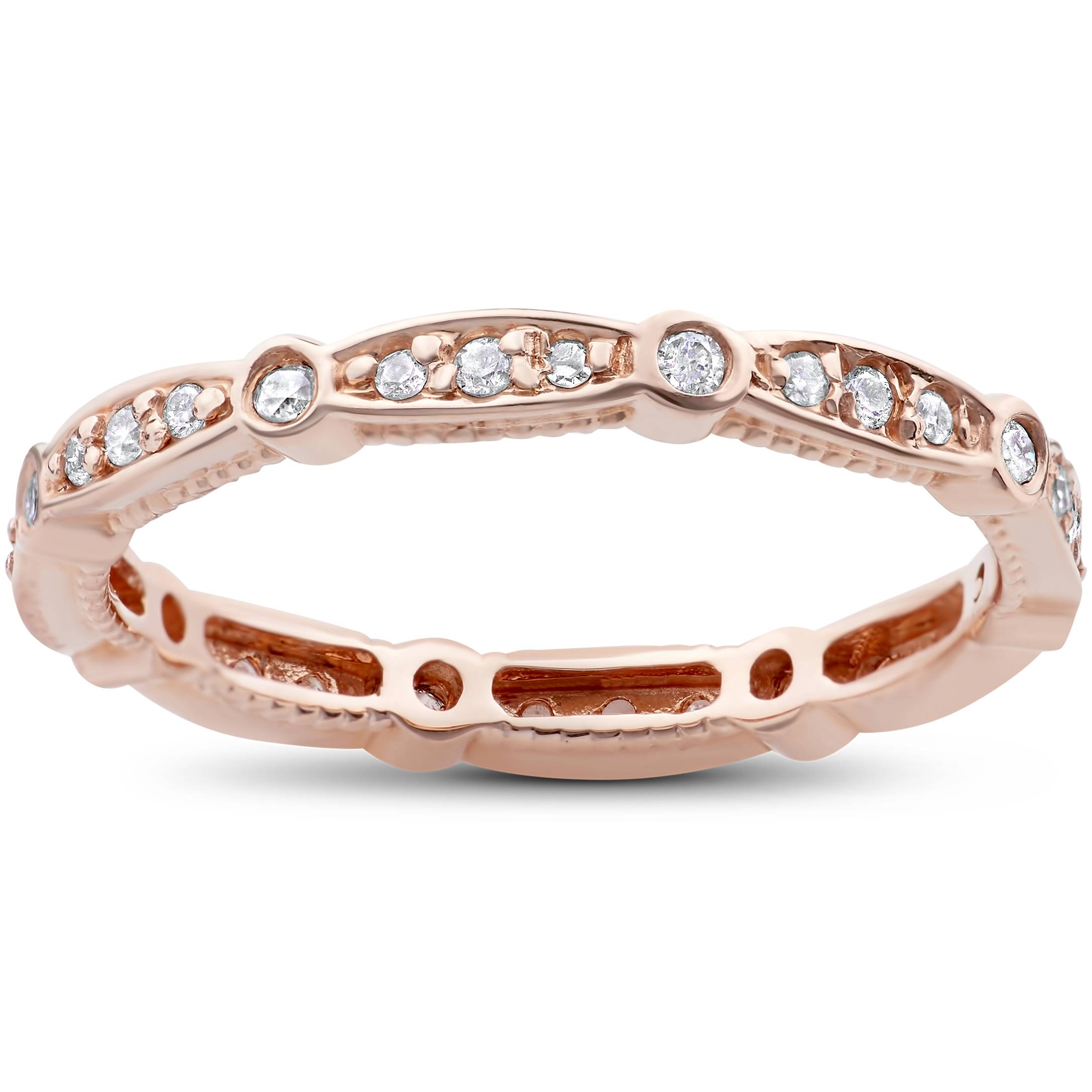 Stackable Fashion Rings Set