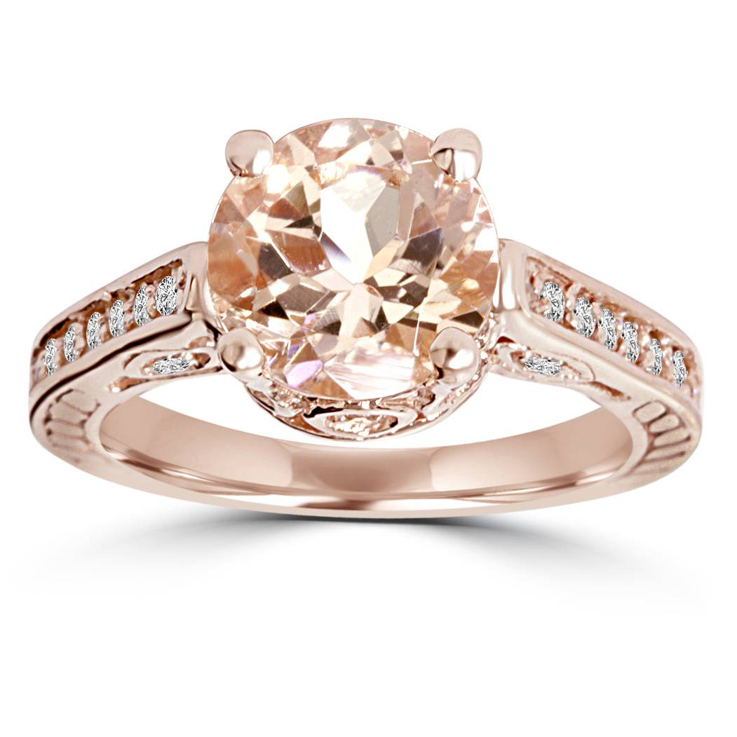 Ebay Morganite Engagement Ring