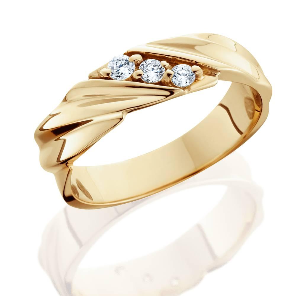 1 10ct 14k yellow gold mens wedding ring ebay